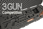 3 Gun Competition Case