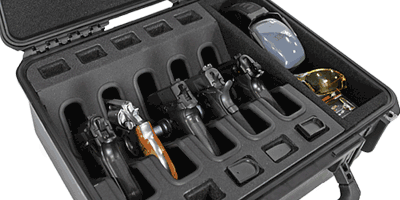 5 Pack Shooting Range Case