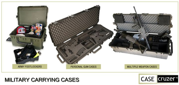 Military Carrying Cases