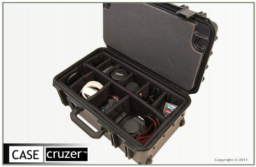 CaseCruzer Photo StudioCruzer PSC100 Interior of Case