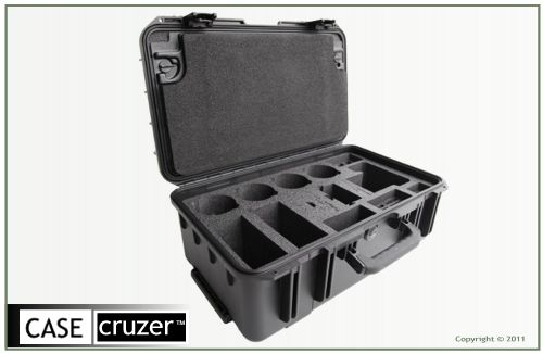 Photo StudioCruzer PSC400 Custom Cut Base for Camera and Accesories