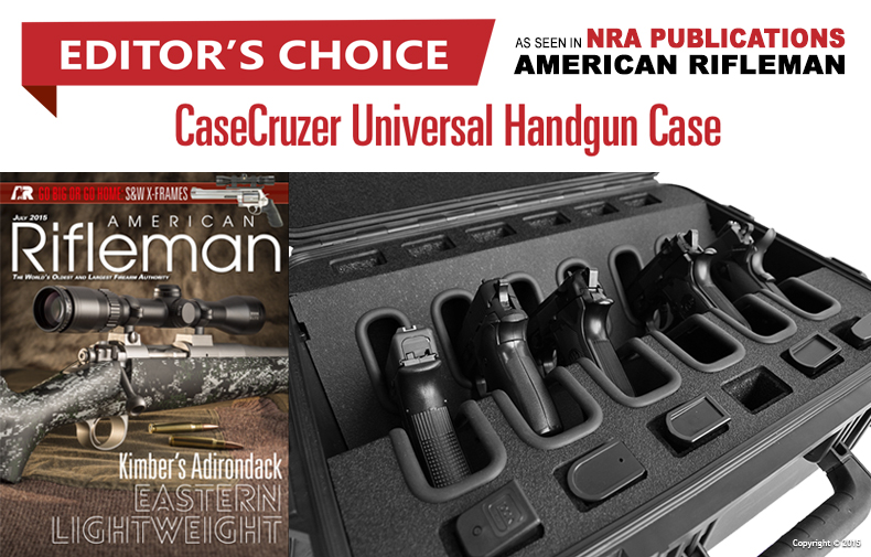 American Rifleman Editors Choice Handgun 6 Pack