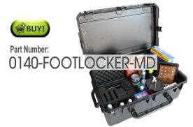 buy medium emergency footlocker trunk
