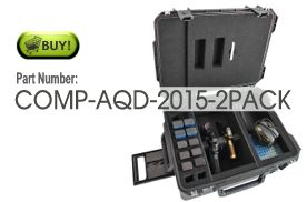 Buy AQD 2 Pack Competition Case
