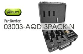 Buy 3 Pack Quick Draw Handgun Case