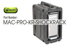Mac Pro Shock Rack Case