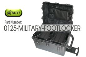 Buy 0125-MILITARY-FOOTLOCKER