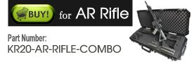 Buy Universal AR15 Rifle Gun Case