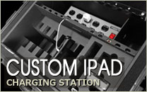 Custom iPad Charging Station
