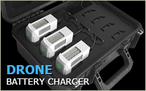 Drone Battery Charger 3 Pack