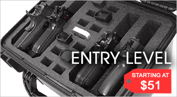 Entry Pistol Case