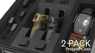 Handgun Case 2 Pack