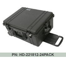 Hard Drive 24 Pack Carrying Case