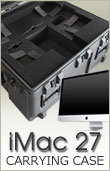 iMac 27 inch carrying case