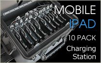 Mobile iPad 10 Pack Charging Station
