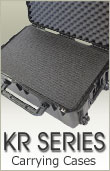 KR series carrying cases