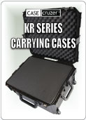 Red Camera & Apple Macbook Pro Carry-On Case
