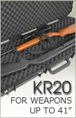 kr20 case for weapons up to 41 inches in length