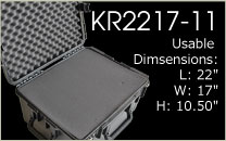 KR2217-11 Carrying Case