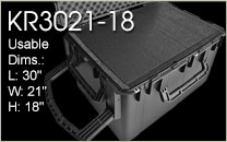 KR3021-18 Shipping Case