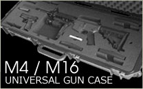 Universal M4 / M16 Gun Carrying Case