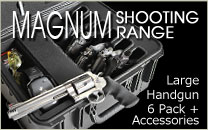 Magnum Shooting Range Case