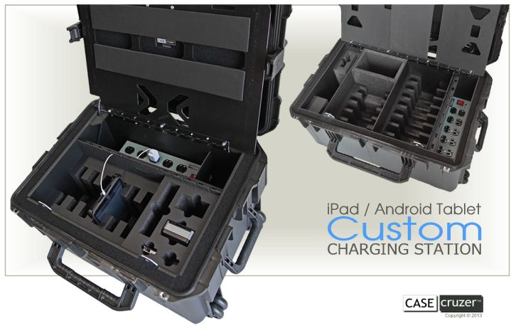 Mobile Custom Charging Station