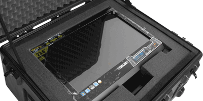 Monitor Shipping Case RR3025