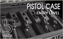 Pistol Case 5 - Entry Level