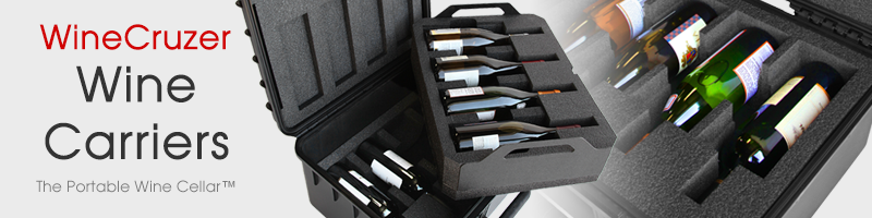 Portable Wine Carrying Case Cellar