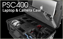 PSC400 Laptop Camera Case