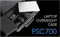 PSC700 Laptop Overnight Case