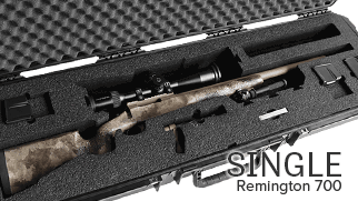 Remington 700 Rifle Gun Case