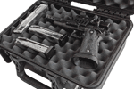 Single Handgun Case KR1510-06