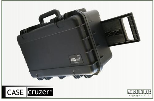 CaseCruzer Photo StudioCruzer PSC300 Carrying Case with Pullout Handle