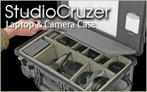 StudioCruzer Laptop Camera Case
