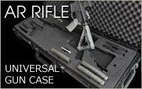 Universal AR Rifle Gun Case