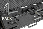 Universal AR 15 Rifle Gun Case