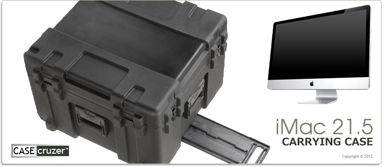Imac 21 5 Carrying Case By Casecruzer