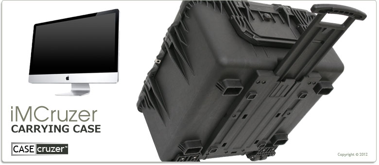 In Imac Travel Case