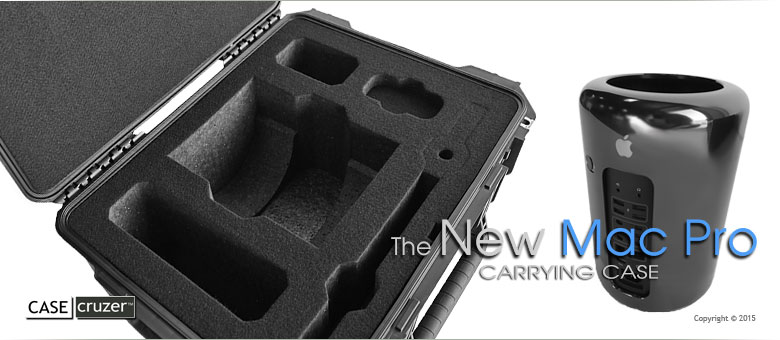 competitive price 31fcc e075b Apple Mac Pro Carrying Case by CaseCruzer