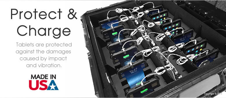 Multiple Ipad Stations For Charging Storage Amp Travel