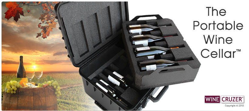 wine carrier for traveling