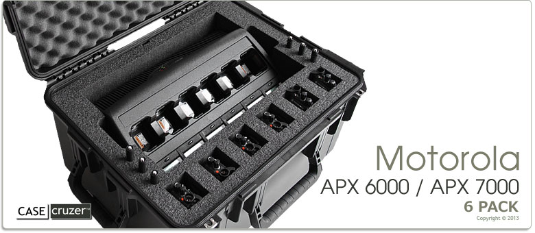Motorola Apx 6000 Apx 7000 Radio Case