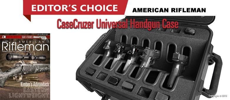 Universal Handgun Cases Quick Draw Pro Series