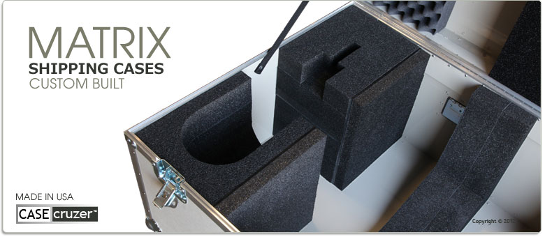 Matrix Custom Shipping Amp Carrying Cases