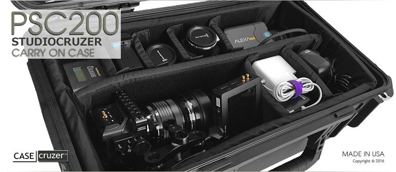 Photo Studiocruzer Psc200 Carry On Camera Amp Apple Laptop
